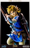 The Legend of Zelda Breath of the Wild Link PVC Statue - First4Figures_