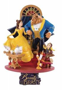 Disney Beauty and the Beast PVC Diorama